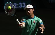 17/06 Halle Tennis, GER, Nishikori R2