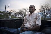 El Moncho, Ermoneje Vasillo Delgadillo Matamoro, in direzione Managua per una delle sedute di dialisi settimanali.<br /> 8 maggio  2016 . Daniele Stefanini /  OneShot