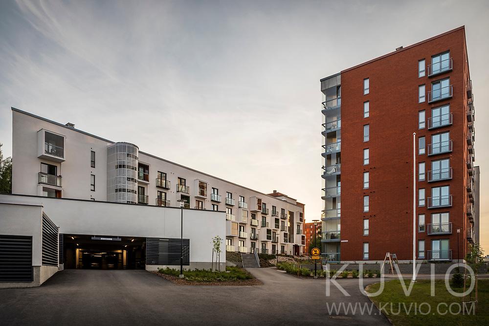 Koneistaja ja Sorvaaja, Kaivokatu 3, Jyväskylä