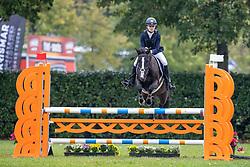 Brepoels Saar, BEL, Powergirl<br /> Nationaal Kampioenschap LRV Ponies <br /> Lummen 2020<br /> © Hippo Foto - Dirk Caremans<br /> 27/09/2020