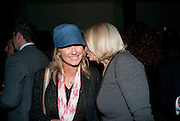 ALICE BRUDENELL-BRUCE; ANNIE HOLCROFT, London Restaurant Festival: The Vanity Fair Opening Party <br /> Quaglino's, 16 Bury Street, London SW1. 7 October 2009