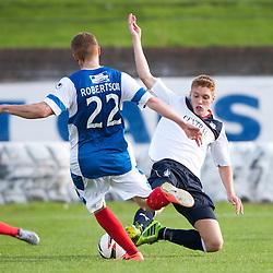 Cowdenbeath 1 v 0 Falkirk, 14/9/2013.