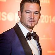 NLD/Amsterdam//20140331 - Uitreiking Edison Pop 2014 , Johnny de Mol