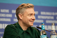 The Operative (Die Agentin) film press conference at the Berlinale Film Festival