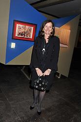 ANITA ZABLUDOWICZ at the Contemporary Art Society's Gala evening held at the Farmiloe Buildings, St.John Street, London EC1 on 29th February 2012.