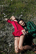 Sainkt Moritz: Eva Riccobono e Matteo Ciccarini