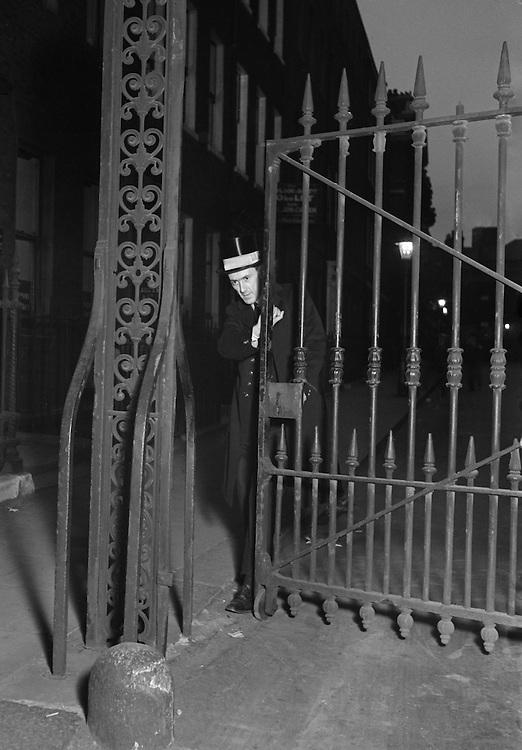 Watchmen, London, 1934