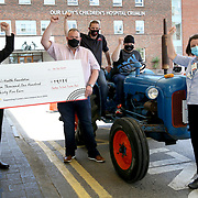 4.6.2021 CHF Carlow to Cork Tractor Club donation