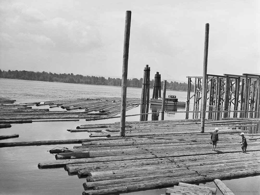 Columbia River, Oregon, USA, 1926