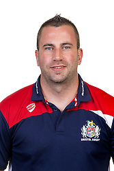 Bristol Rugby Head of Performance Analysis Stuart Powell - Rogan Thomson/JMP - 22/08/2016 - RUGBY UNION - Clifton Rugby Club - Bristol, England - Bristol Rugby Media Day 2016/17.