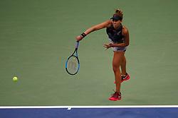 09.09.2017, Nowy Jork, Turniej tenisowy wielkoszlemowy US Open, Madison Keys (USA),  fot. Ewa Janikowski / Foto Olimpik<br />/// POLAND & FRANCE OUT
