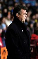 Photo: Glyn Thomas.<br />Aston Villa v Manchester City. The FA Cup. 19/02/2006.<br /> Villa's manager David O'Leary.