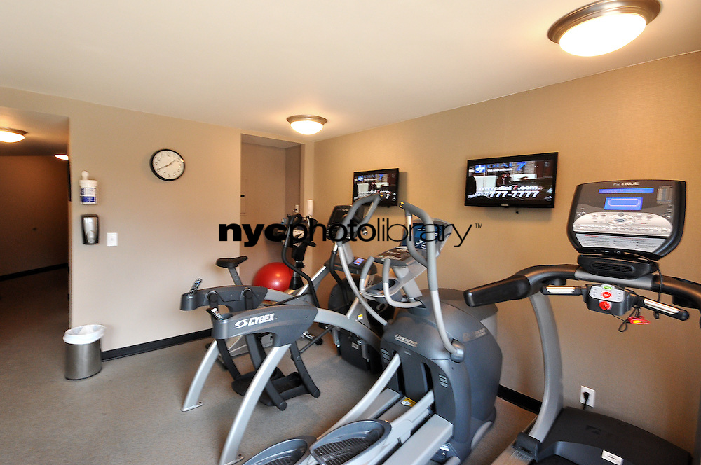Gym at 40 East 94th Street