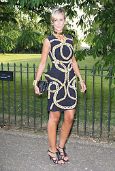 © London News Pictures. 26/06/2013. London, UK. Lady Victoria Hervey, at  The Serpentine Gallery summer party, Kensington Gardens London UK, 26 June 2013, Photo credit: Richard Goldschmidt/LNP