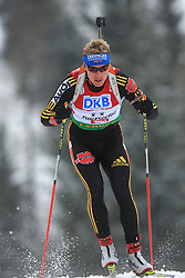 Andreas Birnbacher (GER) at Men 20 km Individual at E.ON Ruhrgas IBU World Cup Biathlon in Hochfilzen (replacement Pokljuka), on December 18, 2008, in Hochfilzen, Austria. (Photo by Vid Ponikvar / Sportida)