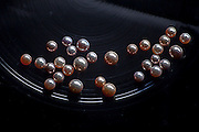 Coltured freshwater pearls