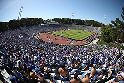 May 25, 2019 - Oeiras, Portugal - OEIRAS, PORTUGAL - MAY 25: during the Portugal Cup Final football match Sporting CP vs FC Porto at Jamor stadium, on May 25, 2019, in Oeiras, outskirts of Lisbon, Portugal. (Credit Image: © Pedro Fiuza/NurPhoto via ZUMA Press)