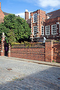 William Wilberforce house museum, Hull, Yorkshire, England