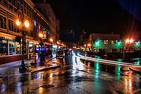 Front Street @ Night