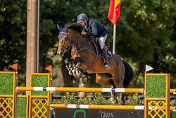 Devos Lieven, BEL, Inca's Big Think<br /> Belgisch Kampioenschap Jumping  <br /> Lanaken 2020<br /> © Hippo Foto - Dirk Caremans<br /> 02/09/2020
