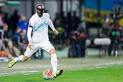 Miso Brecko (SLO) during the UEFA EURO 2016 Play-off for Final Tournament, Second leg between Slovenia and Ukraine, on November 17, 2015 in Stadium Ljudski vrt, Maribor, Slovenia. Photo by Urban Urbanc / Sportida