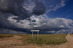 Sign of a storm