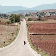 Cycling in Rioja