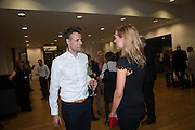 RICHARD BACON; KIMBERLEY GARNER ( MADE IN CHELSEA ), STREETSMART RAISES RECORD-BREAKING £805,000 TO TACKLE HOMELESSNESS. Celebrate with a drinks party at the Cabinet Office. Horse Guards Rd. London. 13 May 2013.
