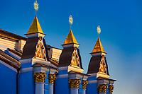 St. Michael's Golden-Domed Monastery Landmark of Kiev Ukraine Europe