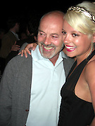 **EXCLUSIVE**.Keith Allen with his daughter Singer Lily Allen.British GQ celebrate 'How To Lose Friends & Alienate People' party at Cannes Film Festival .Private Villa.Cannes, France.Thursday, May 15, 2008.Photo By Celebrityvibe.com.To license this image please call (212) 410 5354; or Email: celebrityvibe@gmail.com ;.website: www.celebrityvibe.com