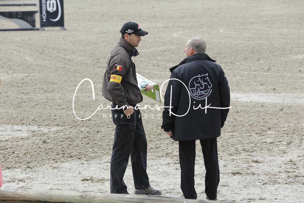 SBB Competitie Jonge Paarden - Nationaal Kampioenschap - Kieldrecht 2014<br /> © Dirk Caremans
