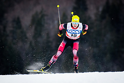 Tritscher Bernhard (AUT) during Man 1.2 km Free Sprint Qualification race at FIS Cross<br /> Country World Cup Planica 2016, on January 16, 2016 at Planica,Slovenia. Photo by Ziga Zupan / Sportida