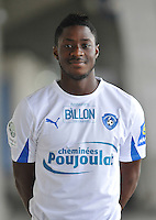 Kevin MAYI ULRICH - 26.10.2013 - Photo Officielle - Niort -<br /> Photo : Icon Sport