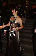 Cynthia Wu, Belle Epoche gala fundraising dinner. National Gallery. 16 March 2006. ONE TIME USE ONLY - DO NOT ARCHIVE  © Copyright Photograph by Dafydd Jones 66 Stockwell Park Rd. London SW9 0DA Tel 020 7733 0108 www.dafjones.com
