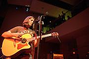 ARLINGTON, VA - April 7th, 2012 -  Kurt Heasley of The Lilys performs at Artisphere in Arlington, VA as part of Chickfactor Magazine's 20th anniversary weekend. (Photo by Kyle Gustafson)