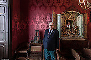 Italy, Rapallo, Fra' Robert Matthew Festing OBE (born 30 November 1949) is an English religious figure, friar, and the 79th Prince and Grand Master of the Sovereign Military Order of Malta. the little Chapel