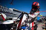 January 27-29, 2021. IMSA Weathertech Series. Rolex Daytona 24h:  #20 High Class Racing, ORECA LMP2 07 Robert Kubica
