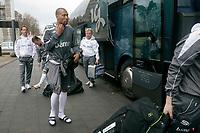 Fotball<br /> 25.03.2009<br /> Norge på treningsleir i Tyskland før kampen mot Sør-Afrika<br /> Frankfurt<br /> Foto: Alfred Harder/Digitalsport<br /> NORWAY ONLY<br /> <br /> John Carew