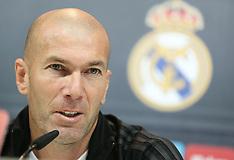 Real Madrid Press Conference - 08 December 2017