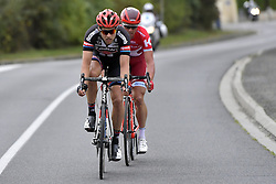 October 9, 2016 - Tours, FRANCE - TOURS, FRANCE - OCTOBER 9 : DE BACKER Bert (BEL) Rider of TEAM GIANT - ALPECIN in action during  the 110th edition of the Paris-Tours cycling race with start in Dreux and finish in Tours on October 09, 2016 in Tours, France, 9/10/2016 (Credit Image: © Panoramic via ZUMA Press)