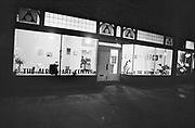 Y-680111-A15Albina Art Center. January 11, 1968. corner of Williams & NE Killingsworth.