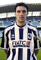 Fotball<br /> Spania 2003/2004<br /> Real Sociedad<br /> Augustin Aranzabal<br /> Foto: Digitalsport<br /> Norway Only