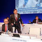 NLD/Amsterdam/20180503 - Aandeelhoudersvergadering Royal Philips 2018, Jeroen van der Veer