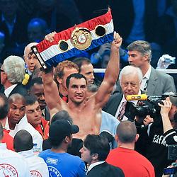 20110702: GER, Boxing - WC Fight IBF, WBO, IBO, WBA, Wladimir Klitschko vs David Haye