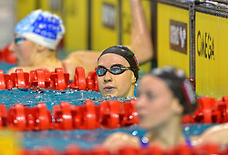 04-04-2015 NED: Swim Cup, Eindhoven<br /> Spela Perse SLO, 400m freestyle<br /> Photo by Ronald Hoogendoorn / Sportida