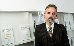 Portrait of dr. Jordan B. Peterson, Professor of Psychology & Clinical Psychologist and author of the bestseller 12 Rules for Life: An Antidote to Chaos, on November 18, 2018, in Galerija Druzina, Ljubljana, Slovenia. Photo by Vid Ponikvar / Sportida