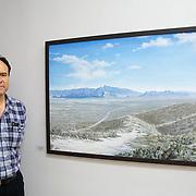 Salvador Rodriguez with Camino Ex-hacienda
