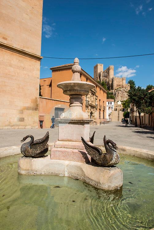 Plaza de Santa Maria. Almansa. Albacete. España ©Antonio Real Hurtado / PILAR REVILLA