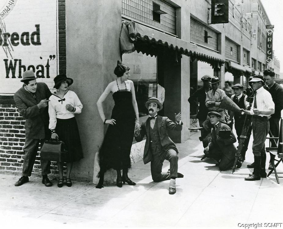 1920 Filming at Hal Roach Studios