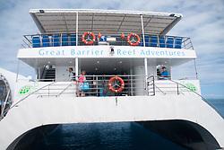 Great Barrier Reef, Hamilton Island, Queensland, Australia